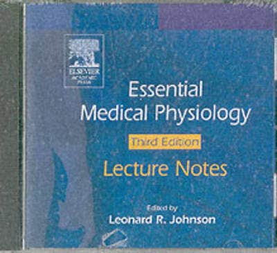 Essential Medical Physiology Lecture Notes