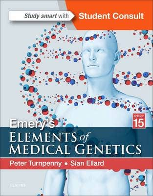 Emery's Elements of Medical Genetics, 15th revised edition