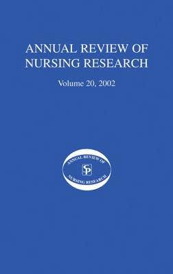 Annual Review of Nursing Research, Volume 20, 2002
