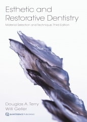 Esthetic and Restorative Dentistry, 3rd revised edition