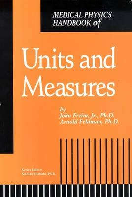 Medical Physics Handbook of Units and Measures
