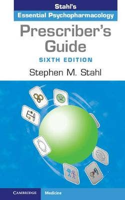 Stahl´s Prescriber's Guide, 6th revised edition | Spiraalband editie