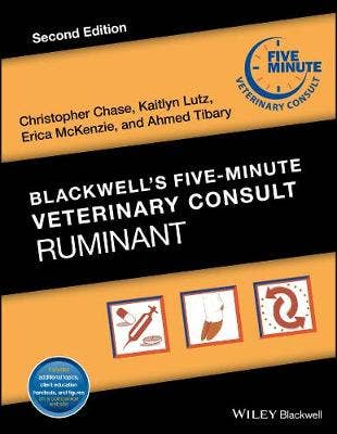 Blackwell's Five-Minute Veterinary Consult: Ruminant, 2nd revised edition