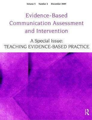 Teaching Evidence-Based Practice