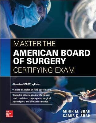 Master the American Board of Surgery Certifying Exam