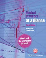 Medical Statistics at a Glance, 3rd revised edition