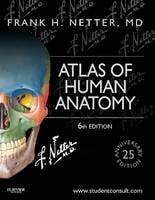 Netter's Atlas of Human Anatomy, 6th revised edition