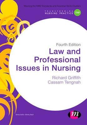 Law and Professional Issues in Nursing
