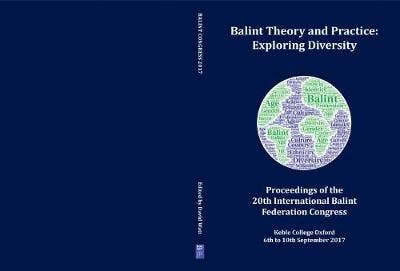 Proceedings of the 20th International Balint Federation Congress