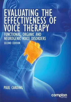 Evaluating the Effectiveness of Voice Therapy