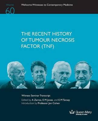Recent History of Tumour Necrosis Factor (Tnf)