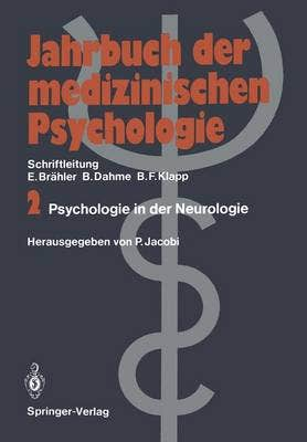 Psychologie in Der Neurologie