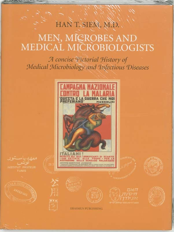 Men, microbes and medical microbiologists
